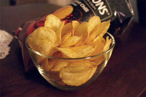 Lays - Sensations Premium Potato Chips - Thai Sweet Chilli