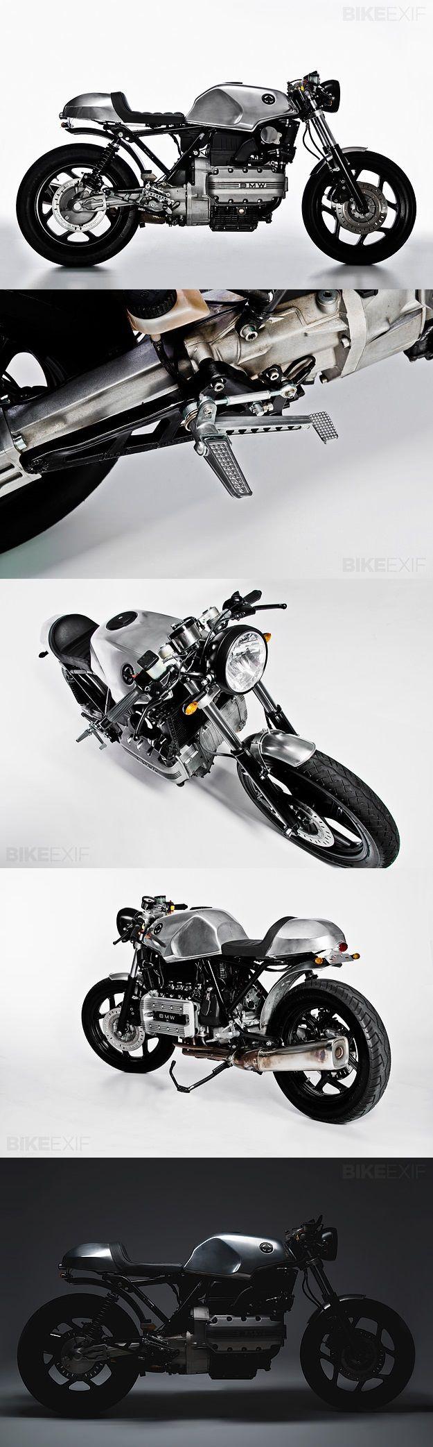BMW K100 by MARC ROBROCK