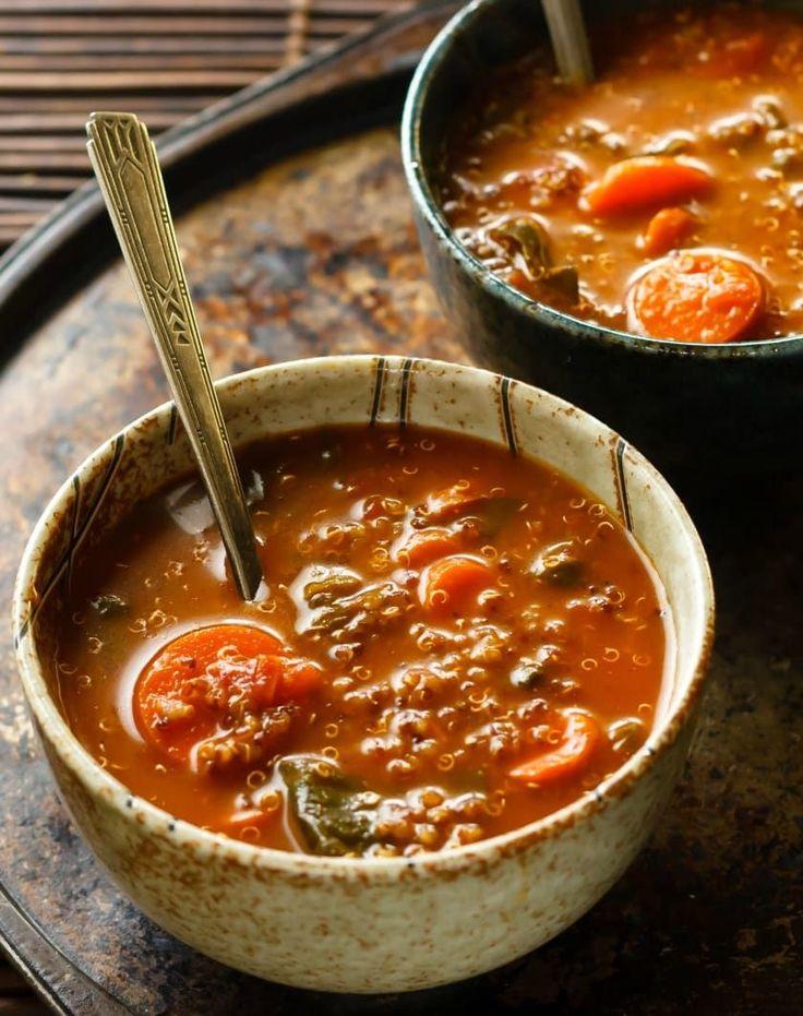 Вегетарианские Супы При Диете 1.