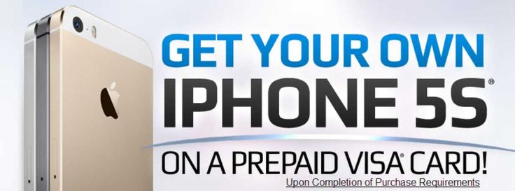 Get your own iPhone 5s! You can easily earn it for free!