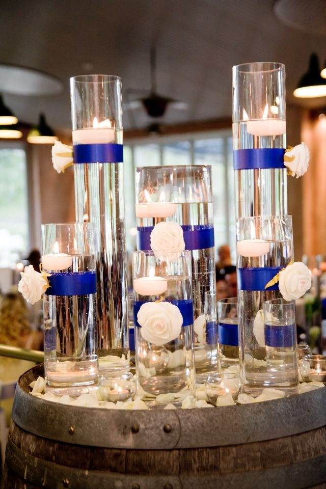 royal wedding decorations 1000 ideas about royal blue centerpieces on 7171