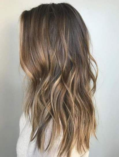 28+ New Ideas For Hair Color Spring Long Haircuts