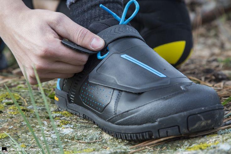 Zapatillas Shimano AM7 Banco De Prebas