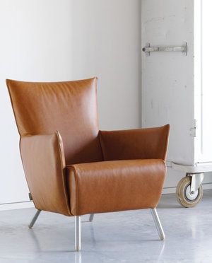 Label   cheo #Chair #design #dutchdesign #leather #kokwooncenter #201605