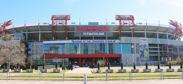 Tennessee Titans | Nissan Stadium Directions & Parking