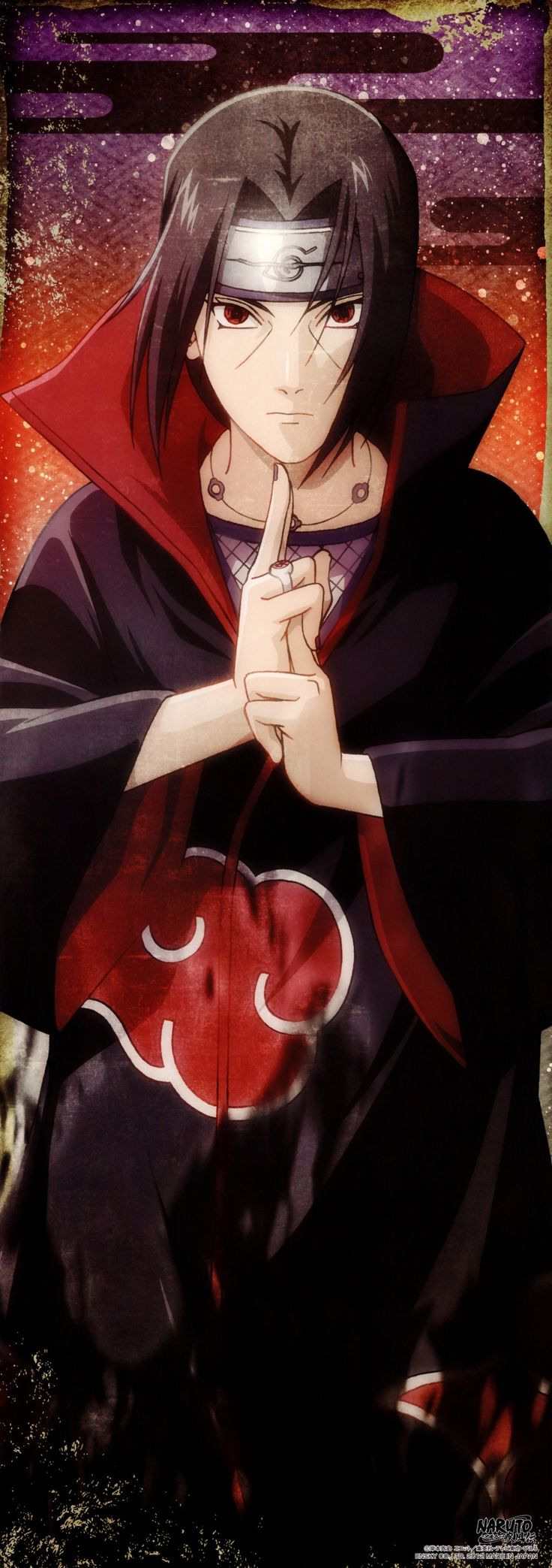 Day 12: Favorite Akatsuki member........ Itachi! Itachi is amazing! Everyone thinks he's a villain but he is a hero! Who is your favorite Akatsuki member?