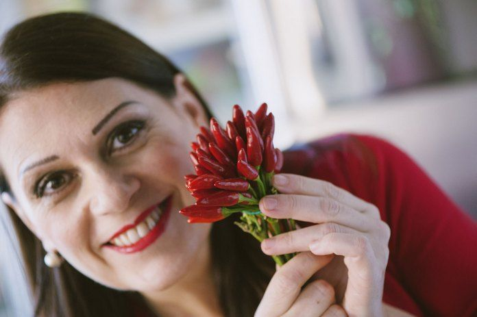 Mine #interview to Sonia Peronaci famous and lovely italian #chef