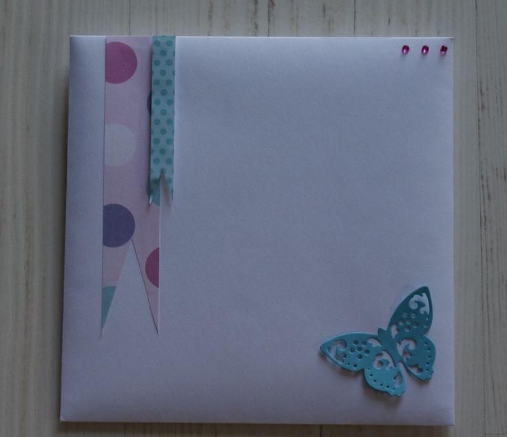 Envelope for Kinga