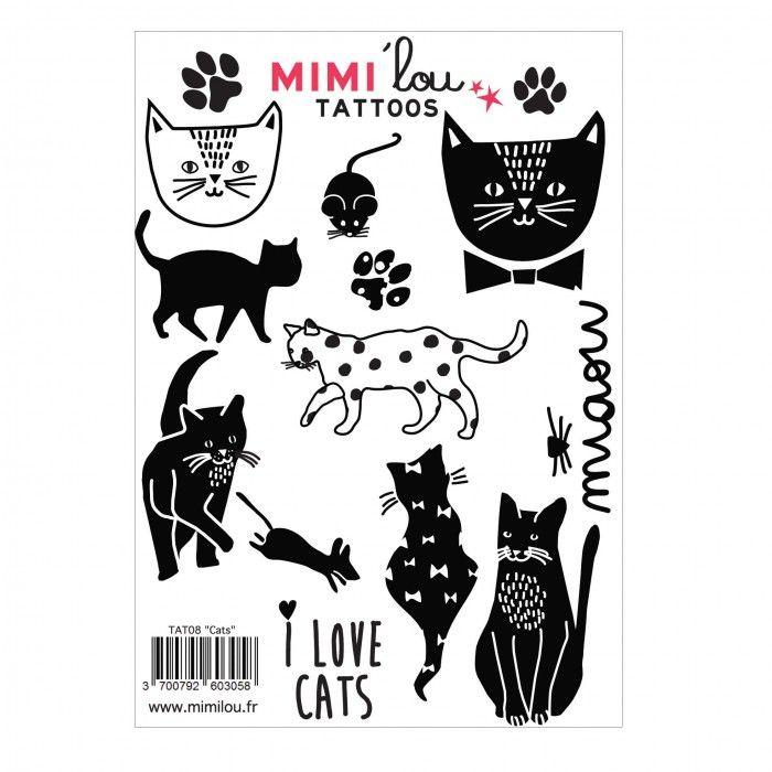 """Tattoos """"Cats"""""""