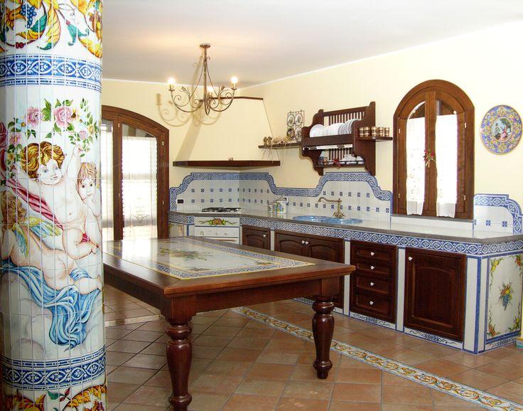 Oltre 25 fantastiche idee su piastrelle da cucina su - Piastrelle pietra lavica ...