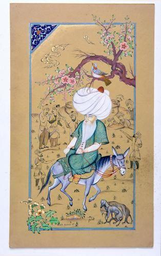 Mullah Nasreddin Hodja