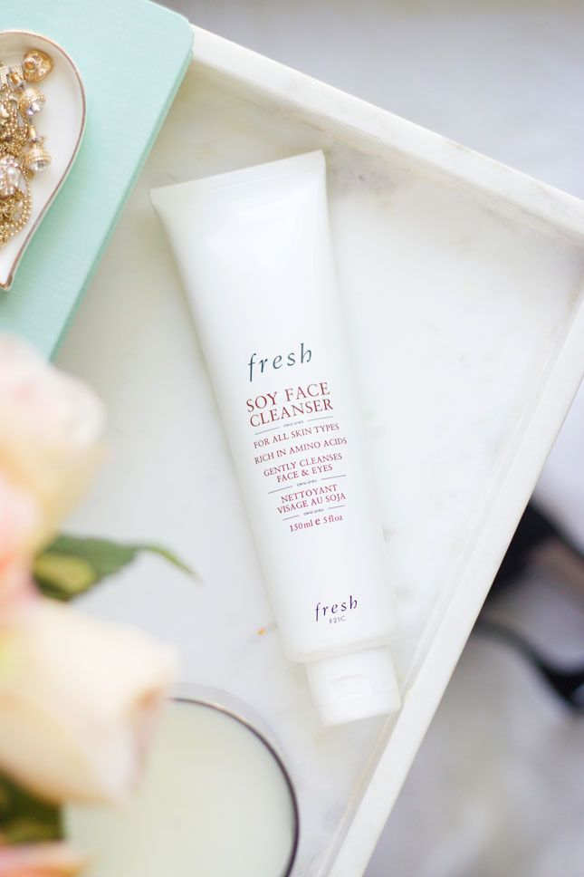 Fresh Soy Face Cleanser Loveeeeee this!!!!