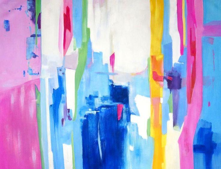 Neon Abstract A01 – Creative Strokes