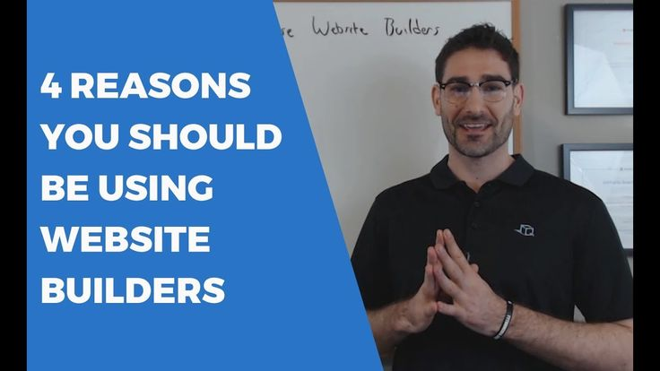4 Important Reasons to Not Use Website Builders