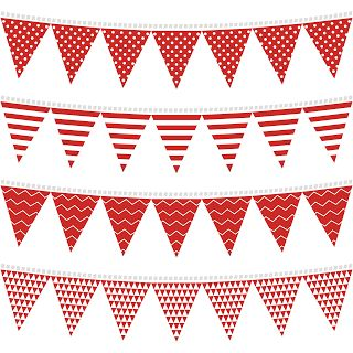 free-printable-red-banner-garland-bunting
