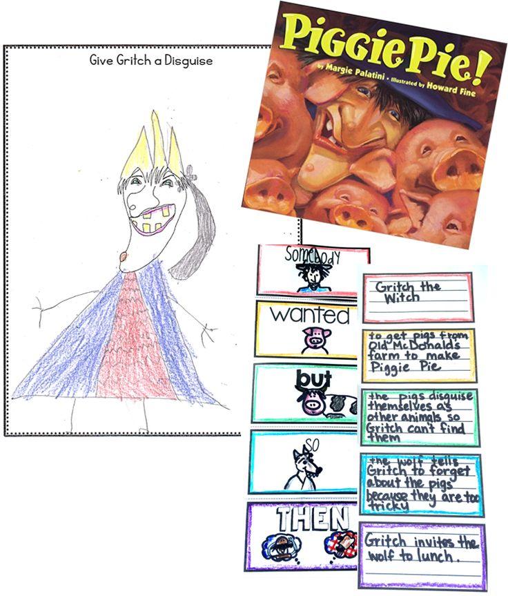 Fun activities for Piggie Pie.