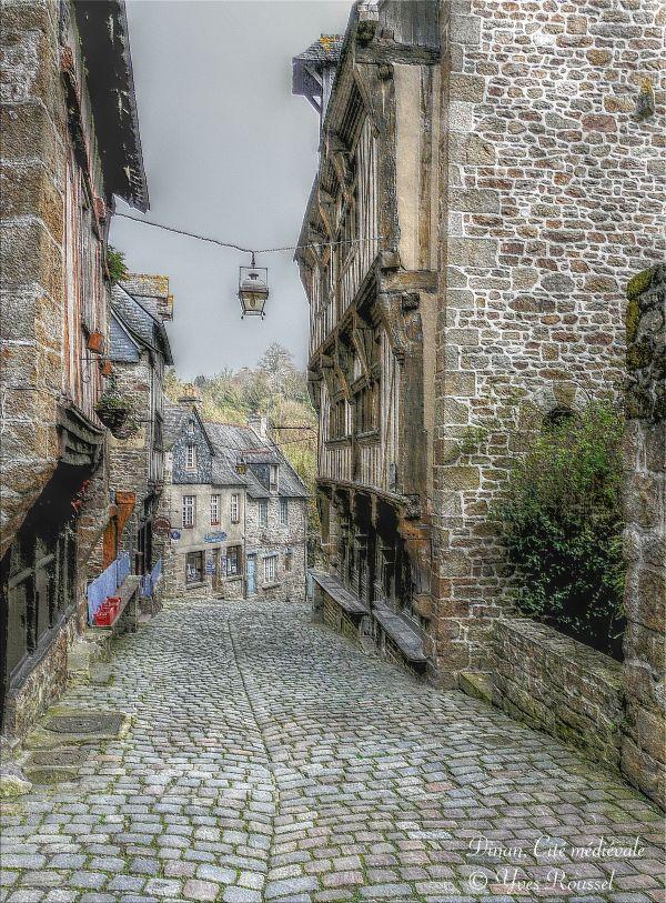Dinan, Cité médiévale © Yves Roussel