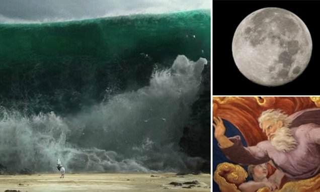 Moses may have used tide times to part the Red Sea, expert claims