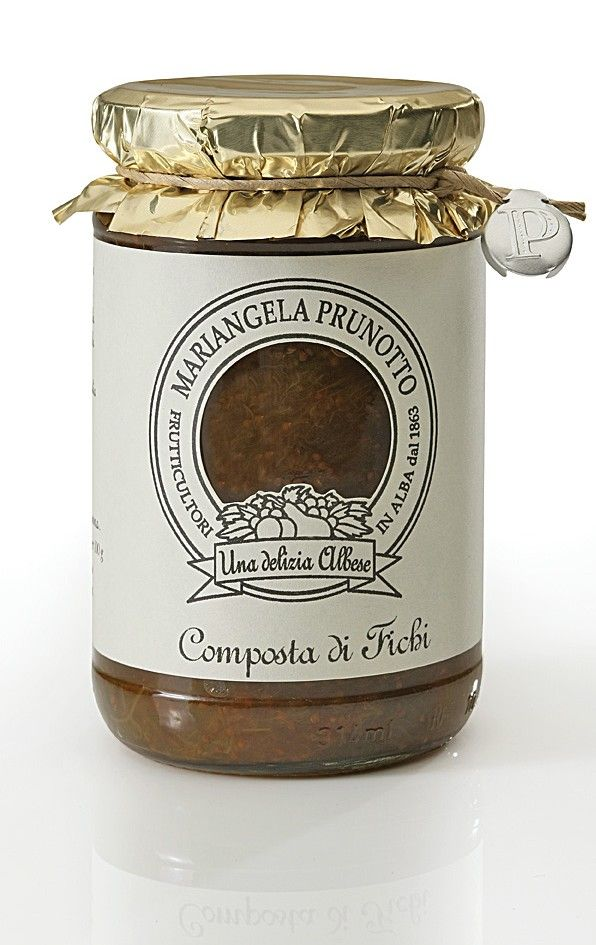 Composta di Fichi | Azienda Agricola Prunotto Mariangela organic farm Alba italy