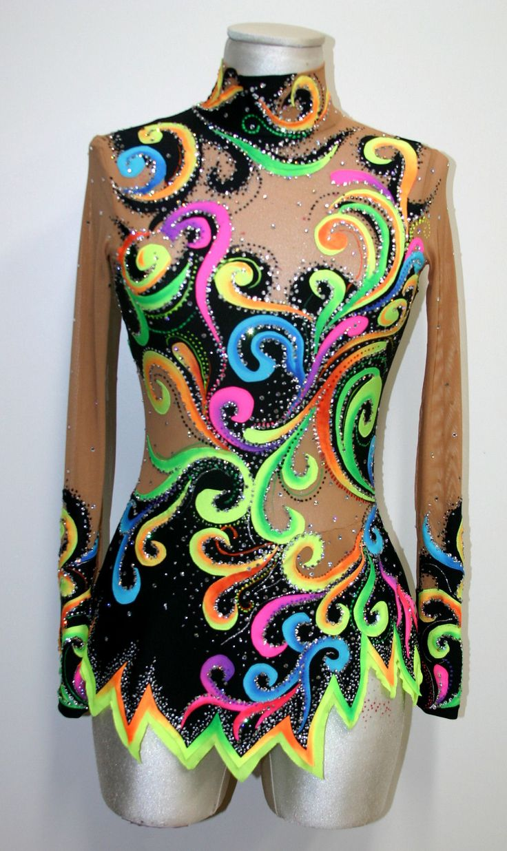 RG custom leotard
