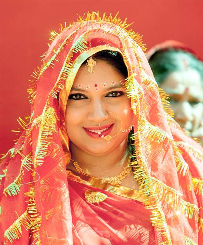 Bhumi Pednekar in Dum Laga Ke Haisha