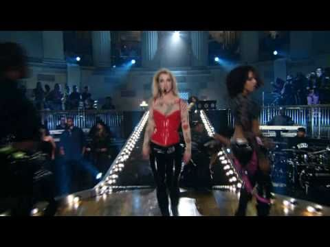 Britney Spears - Toxic (Best Performance!) HD