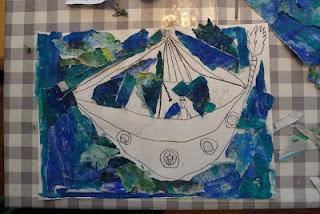 storm op zee: Creative With, With Children