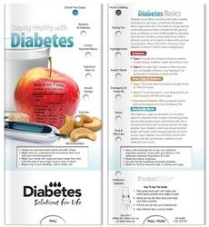 Pocket Slider Staying Healthy With Diabetes