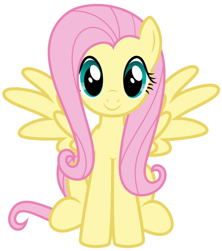 """Yay~"" 100th favorited pin? Why not let it be Fluttershy? :3 ""Woohoo~""                                                                                                                                                      More"