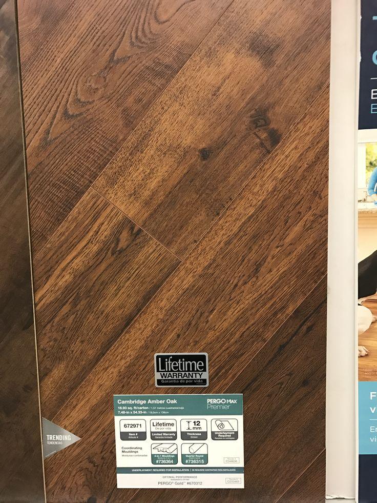 Pergo Max Premier Cambridge Amber Oak Home Home Design