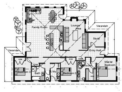 Image result for house extension plan ideas australia