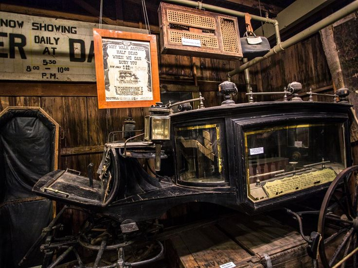 Tombstone's Hearse - Ghost Adventures: Return to Tombstone Pictures - TravelChannel.com