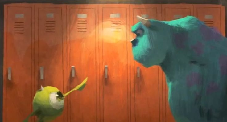 Monsters University - Concept Art (via...