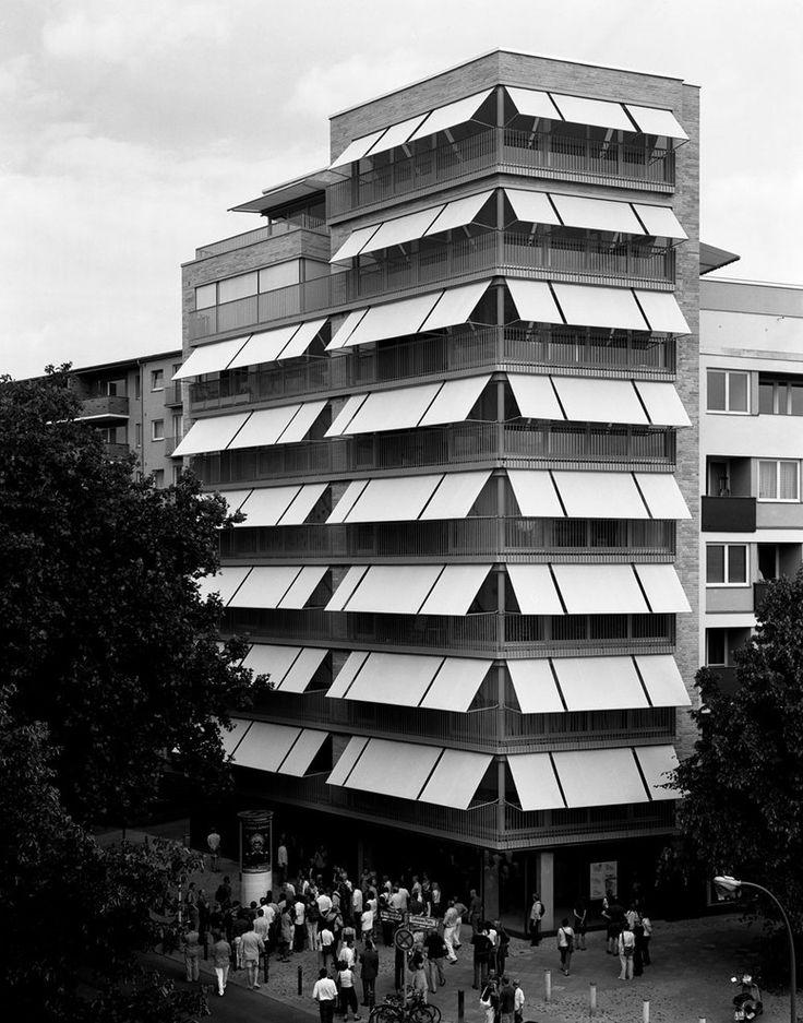 apartmenthaus am kurfuerstendamm berlin germany heide von beckerath andrew alberts. Black Bedroom Furniture Sets. Home Design Ideas