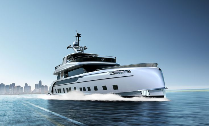 Here's The Porsche Superyacht You've Been Waiting For - #Porsche, #Yachts