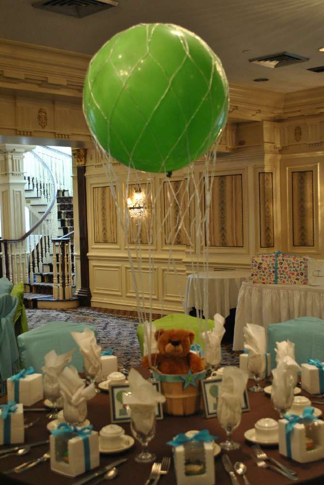 Baby Shower Party Ideas | Photo 3 of 10 | Catch My Party