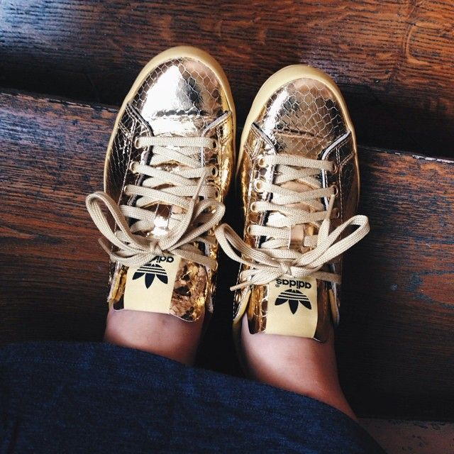 Adidas Originals Rod Laver x Jeremy Scott via uglymely