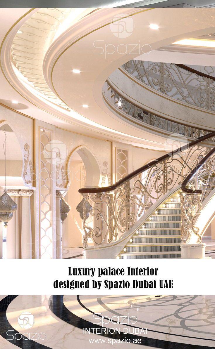 Modern Villa Interior Design In Dubai 2020 Moroccan Style Interior Luxury House Interior Design Palace Interior