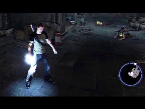 Игры Infamous Festival of Blood для PS3