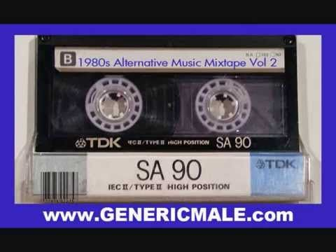 80s New Wave / Alternative Songs Mixtape Volume 2 Version 2 - YouTube