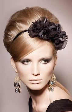 25 Best Ideas About 1950s Updo On Pinterest 1950s Hair