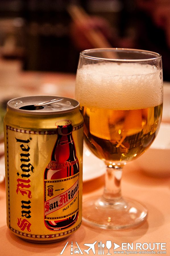 World Famous San Miguel Beer of the Philippines found in Hong Kong!