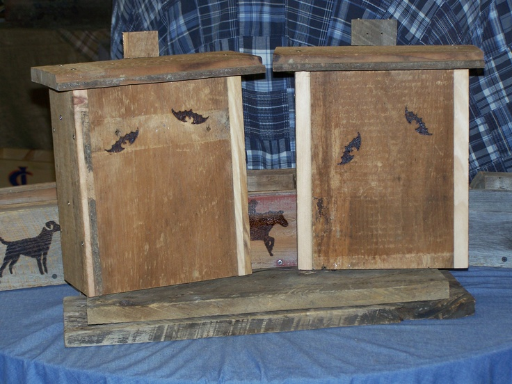 69 best images about bat houses on pinterest for How to treat barn wood for bugs