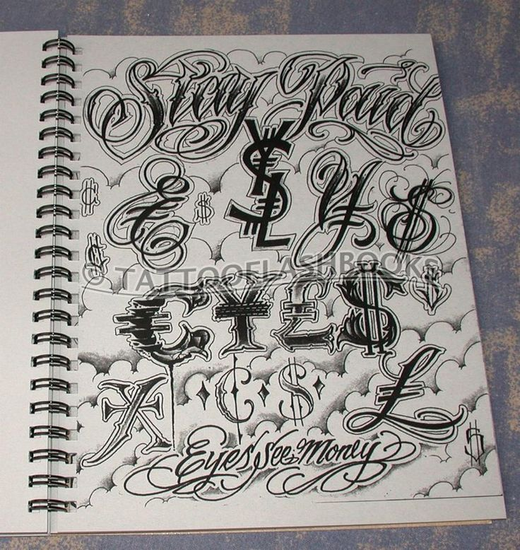 Boog norm tha union gangster chicano chicano tatoos Script art