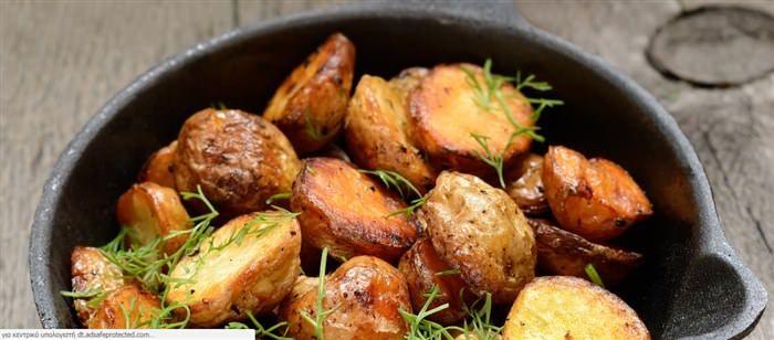 Ετσι θα φτιάξεις τις πιο κρεμώδεις πατάτες φούρνου -Λιώνουν στο στόμα  #Συνταγές