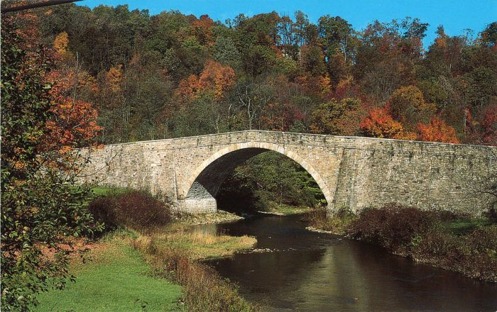 Casselman River Bridge State Park In Maryland Is A Must-Visit