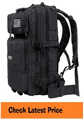 Best Small Tactical Backpack Reviews and Buying Guidelines