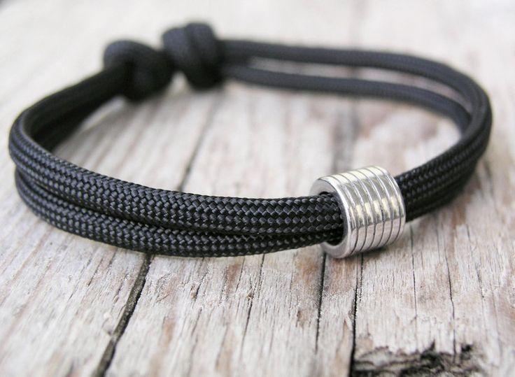Armbänder - Herrnarmband Edelstahltube - ein Designerstück von Schmuckkistl bei DaWanda