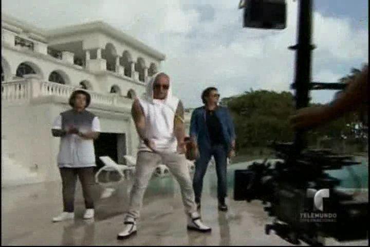 Detrás De Cámara Del Video De Daddy Yankee, Wisin Y Carlos Vives #Video