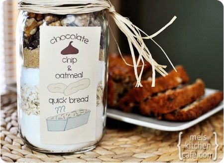 Oatmeal Chocolate Chip Oat Bread